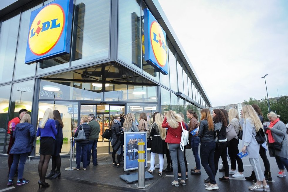 Lidl (nuotr. bendrovės)