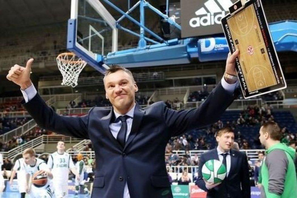 Šarūnas Jasikevičius (eurohoops.net nuotr.)