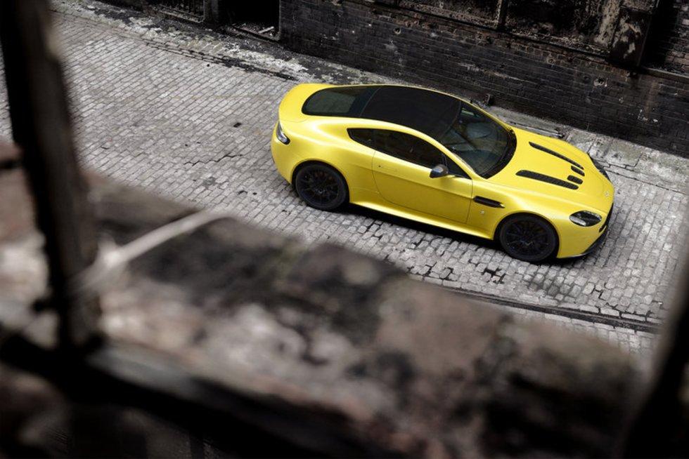 """Aston Martin V12 Vantage S"".  (nuotr. Gamintojo)"