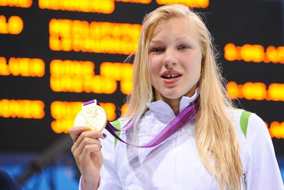 Rūta Meilutytė (nuotr. Fotodiena.lt)