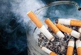 Tabako kaina vėl kils?