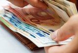 Atlyginimų augimą pajautė beveik trečdalis šalies gyventojų