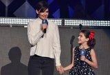 T. Cruise'o ir K. Holmes dukra užaugo: mergaitė – garsių tėvų kopija