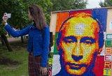 """Rusijoje svarstoma įvesti """"interneto pasų kontrolę"""""""