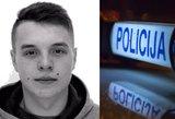 Artimųjų košmaras: ieškomas mįslingomis aplinkybėmis dingęs 21-erių vaikinas