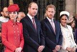 Atskleidė tikrąją priežastį, kodėl Meghan ir Harry nebenori gyventi su Williamu ir Kate