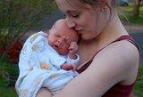 """""""Facebook"""" padarė stebuklą motinos avarijoje netekusiam kūdikiui"""
