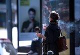 """Ruošia draudimą rūkyti – griežtas policijos """"ne"""" vienam pasiūlymui"""