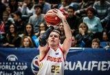 Rusai – per žingsnį nuo pasaulio krepšinio čempionato