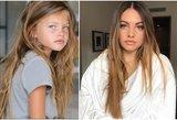 Gražiausia pasaulyje mergaitė užaugo: gerbėjus nustebino ne tik išvaizdos pokyčiais
