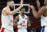 Turkai finale juos žudžiusiam CSKA gynėjui siūlo kosminius pinigus