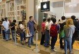 """""""Huawei"""" pasijuokė iš """"Apple"""" telefonų pristatymo"""