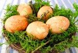Pasakė, kiek suvalgyti kiaušinių per Velykas: patiks ne visiems