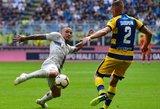 """Italijoje Milano """"Inter"""" ir toliau turi rimtų problemų"""