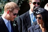 M. Markle išsiruošė į kelionę be princo Harry: gerbėjai sunerimę