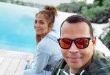 Lopez pagaliau prabilo apie sužadėtinio neištikimybės skandalą: maža nepasirodė