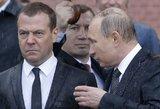 """Rusijos politologai paskelbė """"Putino įpėdinių"""" sąrašą"""