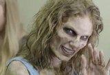 Vizažistai pasidarbavo iš peties: kas slepiasi po zombio makiažu?