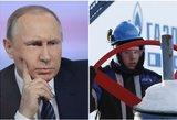 Iš Rusijos – šūsnis draudimų Ukrainai