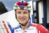 """Prestižinėse """"Giro d'Italia"""" lenktynėse – ir lietuviška pavardė"""