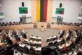Nenuspėjama politinė aplinka stabdo investicijas į Lietuvą