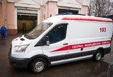 Rusijos kasdienybė: medikams teko šūviais raminti muštis puolusius pacientės artimuosius