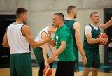 """Šarūnas Jasikevičius apie artėjantį FIBA """"langą"""": situacija labai prasta"""