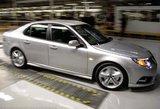 """Šiandien švedai vėl pradėjo """"Saab"""" gamybą"""
