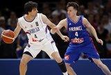 NBA nepritapęs Teodosičius renkasi šeimą