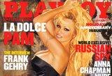 """Pamela Anderson bus paskutinė nuoga pozavusi """"Playboy"""" gražuolė"""