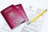 Seime stringa referendumo dėl dvigubos pilietybės organizavimas: nespėja pasirengti