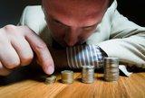 Atlyginimai Estijoje prieštarauja ekonomikos logikai