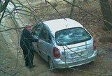 Išsisukti nepavyks: prie Vilniaus atsitiktinė kamera užfiksavo šlykštų vyro poelgį