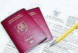 Netyla diskusijos dėl dvigubos pilietybės referendumo: nerimą kelia kaina