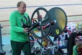 """Sunkius kaltinimus išgirdęs garsus dviračių treneris: """"Prie manęs priekabiaudavo"""""""