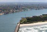 Klaipėdos uosto taryba pritarė maksimaliai uosto plėtrai