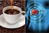 Išgerkite 6 puodelius kavos per dieną: štai kas nutiks