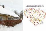 Pažiūrėjo į skaičius ir pakraupo: Lietuvos situacija tikrai katastrofiška