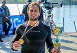 Olimpietis irkluotojas Mindaugas Griškonis: esu tvirtai pasiruošęs šioms žaidynėms