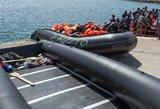 Tragedija valtyje prie Ispanijos krantų: gyvi rasti tarp mirusių