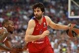 NBA klubas ruošia sutartį Milošui Teodosičiui