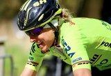 Europos žaidynės: lietuvė dviratininkė – tarp lyderių