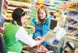 Kaip lietuviai vertina aptarnavimo kultūrą prekybos centruose?