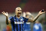 Italijos futbolo čempionato lyderis iškovojo jau penktąją pergalę iš eilės
