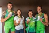 Naujas olimpiečių finansavimas: didesnis skaidrumas ar sporto žlugdymas?