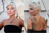 Lady Gagos tatuiruočių meistras paviešino, ką iš tiesų reiškia su ja dirbti