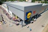 """""""Lidl"""" žada plėtrą Lietuvoje: paskelbė, kur atidarys daugiau parduotuvių"""