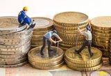 Lietuvos ūkio augimą sulėtins sumažėjusios investicijos ir britų pasitraukimas iš ES