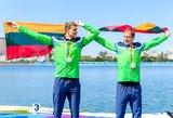 Lietuvoje keičiasi sportininkų rengimo olimpinėms žaidynėms finansavimas