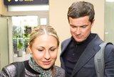 Žmoną treniruoti apsiėmęs Andrejus Zadneprovskis: šiemet bus sunkiau